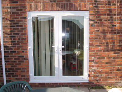 Patio Doors fitted by Galleon Glass